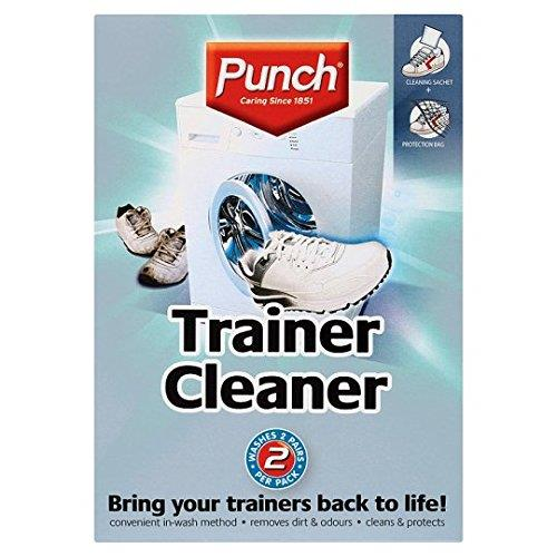 Punch Trainer Cleaner 2 Sachets x 4