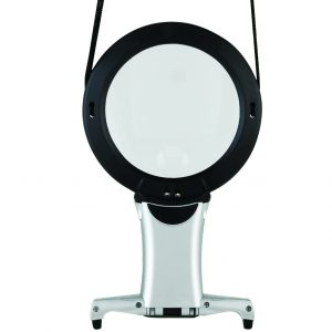 Daylight LED Neck Magnifier with Stand