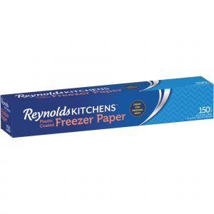 Reynolds Kitchens Plastic Coated Freezer Paper - 50 Square Feet.
