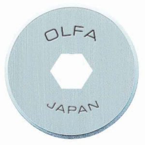 Olfa 18mm Rotary Cutter Replacement Blades