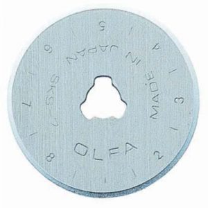 Olfa 28mm Rotary Cutter Replacement Blades