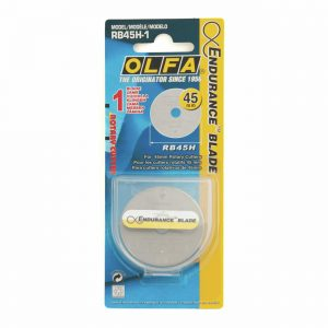 Olfa Rotary Cutter 45mm Endurance Replacement Blade
