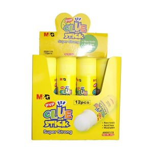 M&G 25G Glue Stick PVP - Unit Quantity 12