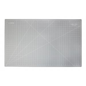 """Crafters Dream Cutting Mat 36"""" x 24"""" inches - Colour: Grey"""