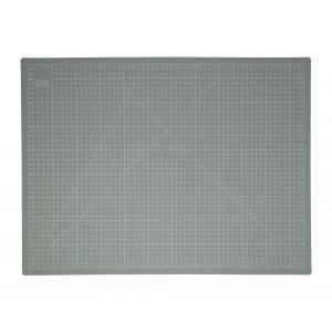 "Crafters Dream Cutting Mat 24"" x 18"" inches- Colour: Grey"