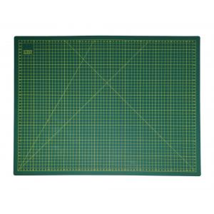"Crafters Dream Cutting Mat 24"" x 18"" inches - Colour: Green"