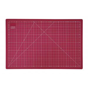 "Crafters Dream Cutting Mat 18"" x 12"" inches - Colour: Pink"