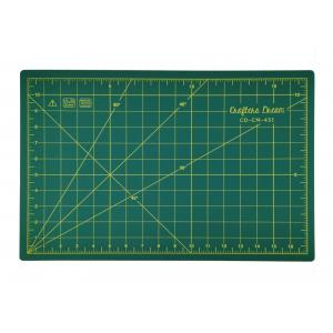 "Crafters Dream Cutting Mat 18"" x 12"" inches - Colour: Green"