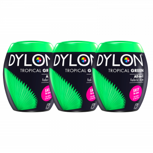DYLON Tropical Green Machine Dye Pod x 3